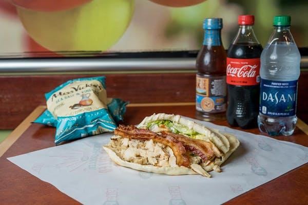 Baja Chicken Bacon Ranch Coca-Cola Combo