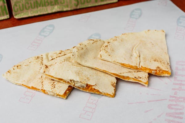 Cheese Quesapita