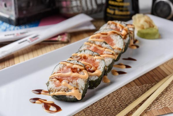 Salmon Roll (Fried or Regular)