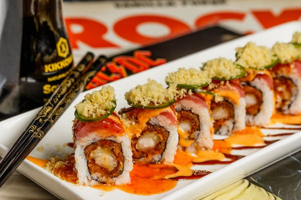 Red Hot Chili Peppers Roll