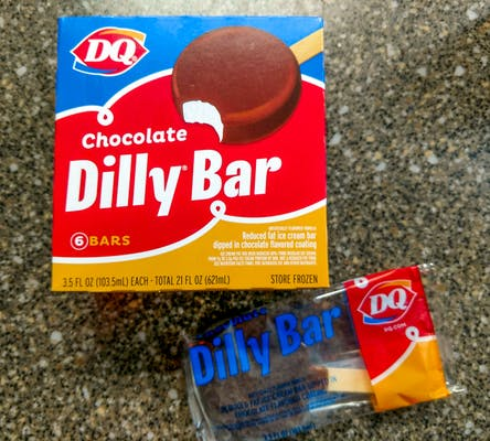 (6) Pack Dilly Bars