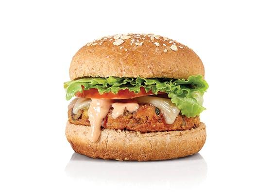 VeggeFi Burger
