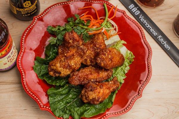 6. Vietnamese Chicken Wings (6)