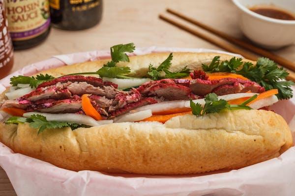 10. Vietnamese BBQ Pork Banh Mi