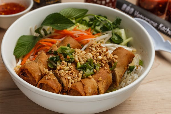 36. Egg Roll Vermicelli Bowl