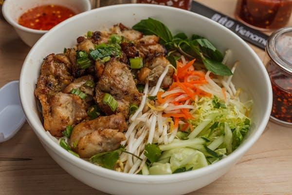 38. Grilled Chicken Vermicelli Bowl