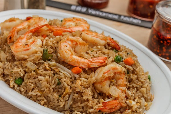 57. Shrimp Fried Rice Plate