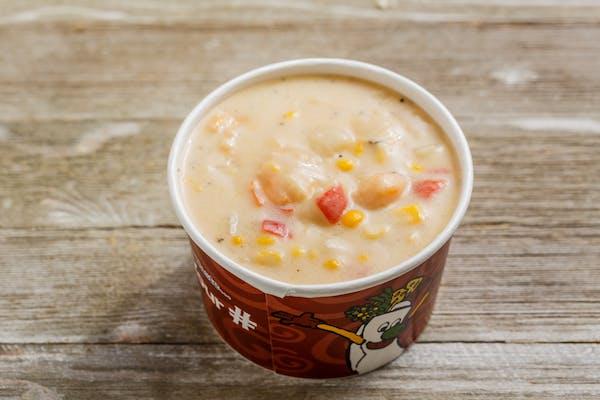 Shrimp & Corn Chowder Soup