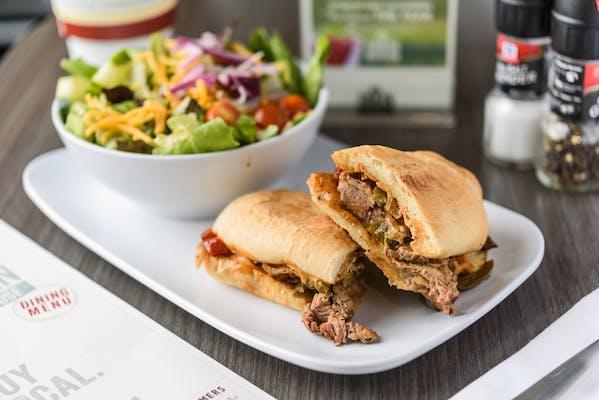 Urban Cowboy Sandwich