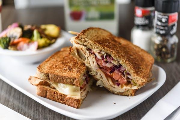 Turkey Crunch Sandwich