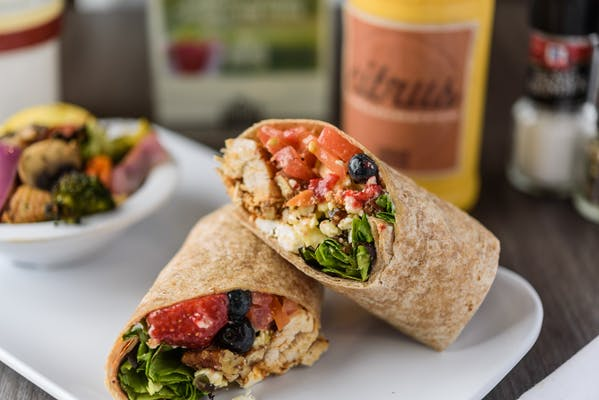 Berry Good Wrap