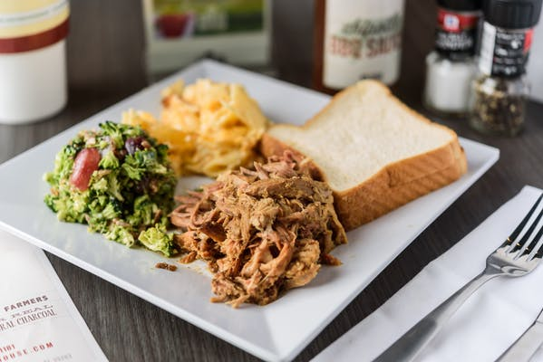 Chipotle Braised Pork Plate
