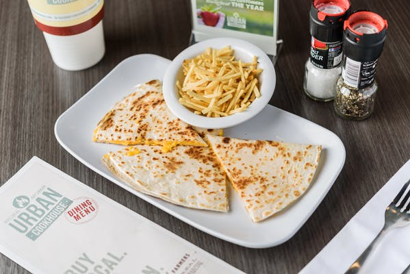 Kid's Cheese Quesadilla