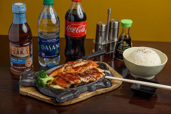 Chicken Teriyaki Coca-Cola Combo