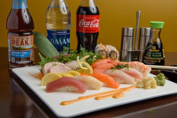 Sushi Beginner Coca-Cola Combo