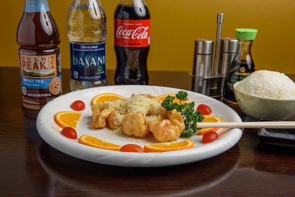 Kid's Crispy Honey Shrimp Coca-Cola Combo