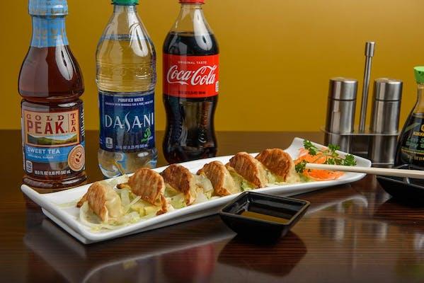 Gyoza Coca-Cola Combo