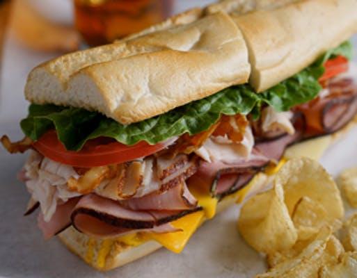 Newk's Club Sandwich