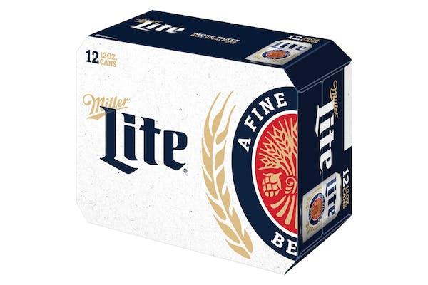 Miller Lite (12) Pack