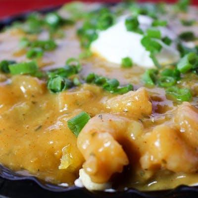Shrimp Étouffée Potato