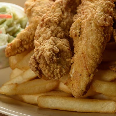 Cajun Chicken Strip Dinner