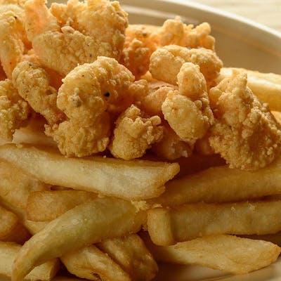 Kid's Popcorn Shrimp