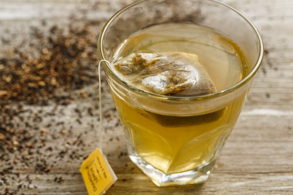 Chamomile Lemon Hot Tea