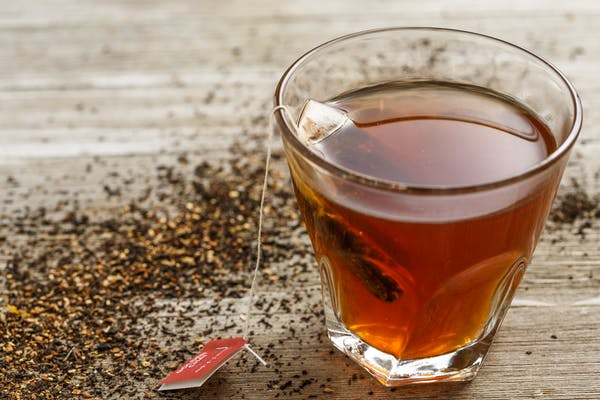 Golden Chai Hot Tea
