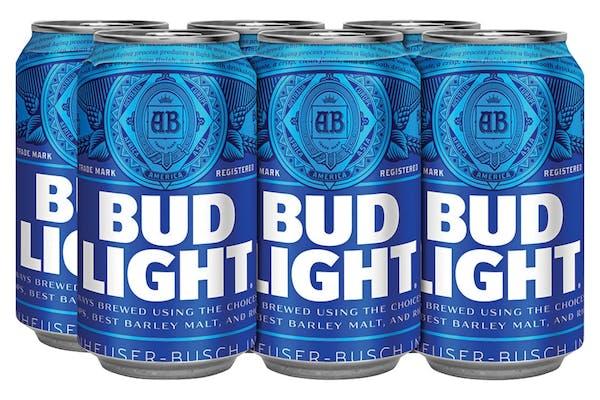 Bud Light (6) Pack