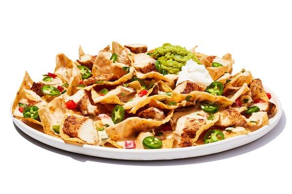 Tex-Mex Nachos Chicken