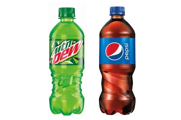 Soda - 2pk x Bottle