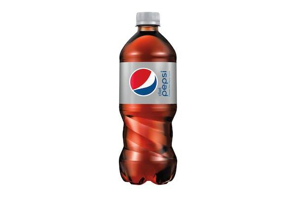 Diet Pepsi - Bottle