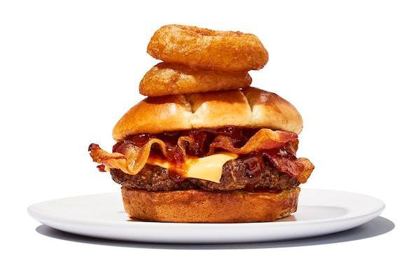 Western BBQ Burger