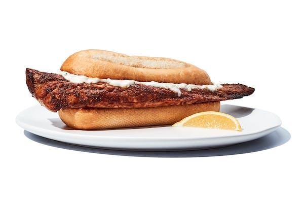 Big Fish Grilled Sandwich