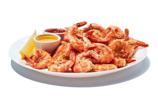 1/2LB Steamed Shrimp