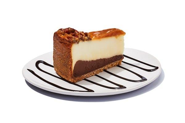 Caramel Fudge Cheese Cake