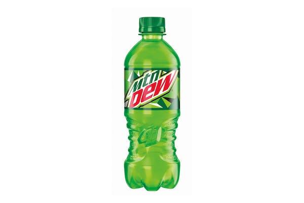 Mt Dew - Bottle