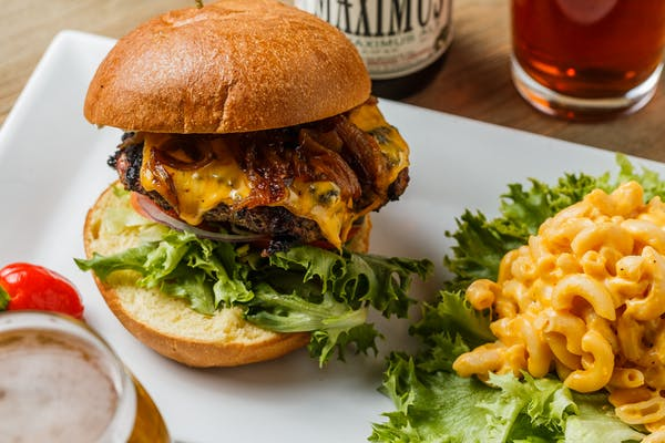 LODA Burger