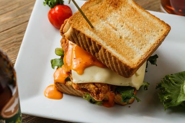 Dirty Bird Chicken Sandwich