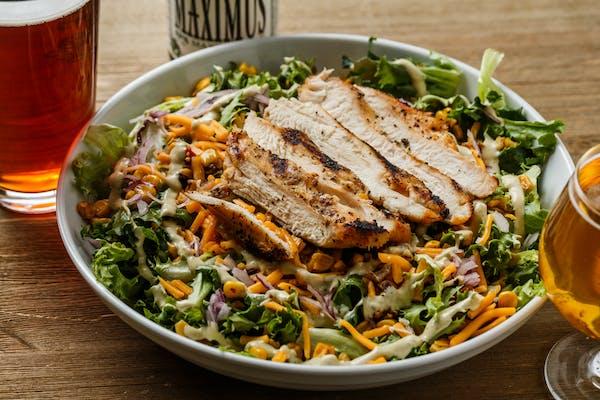 Kickass Grilled Chicken Salad