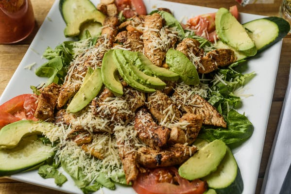 M. Avocado & Chicken Salad