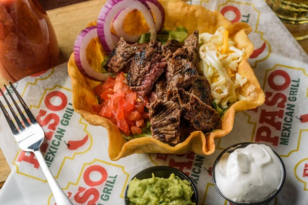 Q. Taco Salad