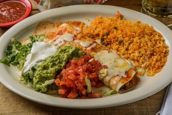 28. Burrito Supreme