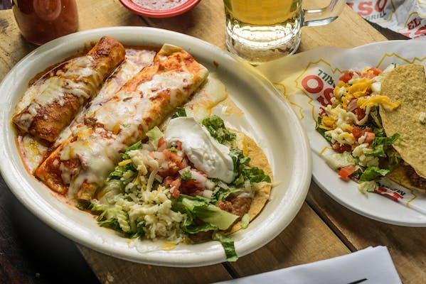 1. El Paso's Favorito (Lunch)