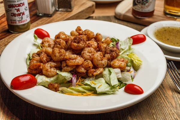 Blackened Shrimp Salad