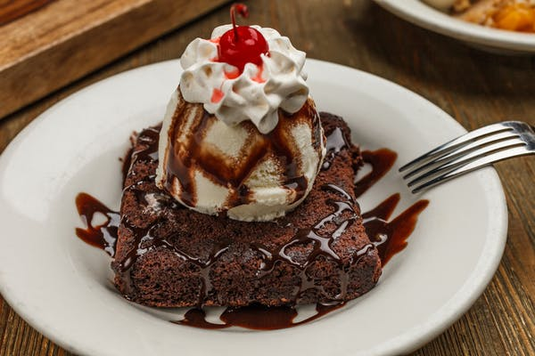 Hot Chocolate Brownie