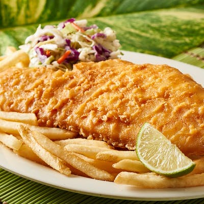 Yuengling Beer-Battered Fish & Chips
