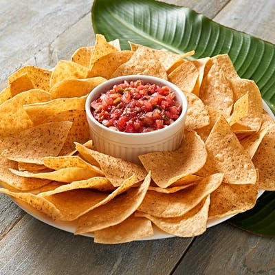 Guacamole, Chips, & Salsa