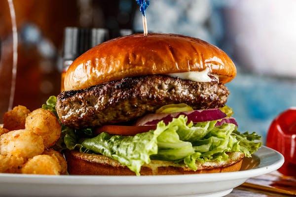 BreWingZ Burger
