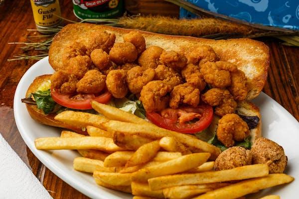 Fried Shrimp Po-Boy